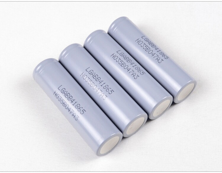 100pcs-Lot-New-Genuine-LG-18650-lithium-battery-3-7V-2600mAh-batteries-of-low-power-electronic