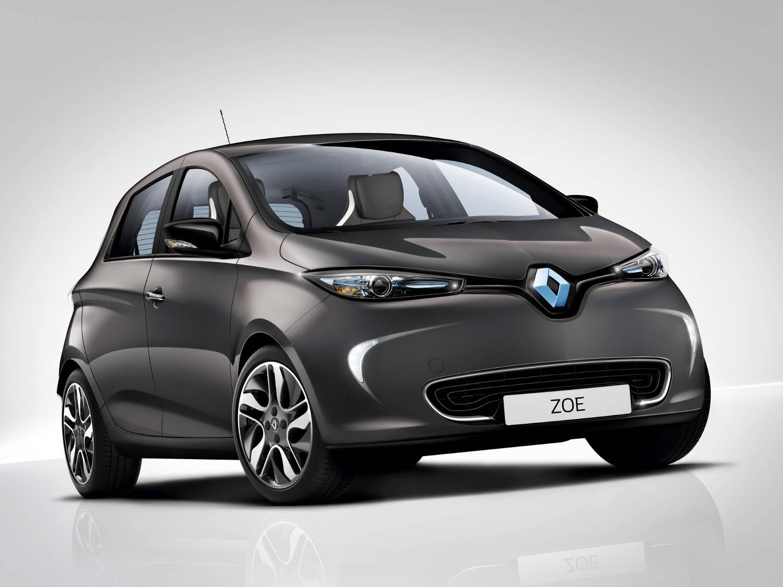 Renault Zoe Swiss Edition kan följas av en Zoe RS. Foto: Renault
