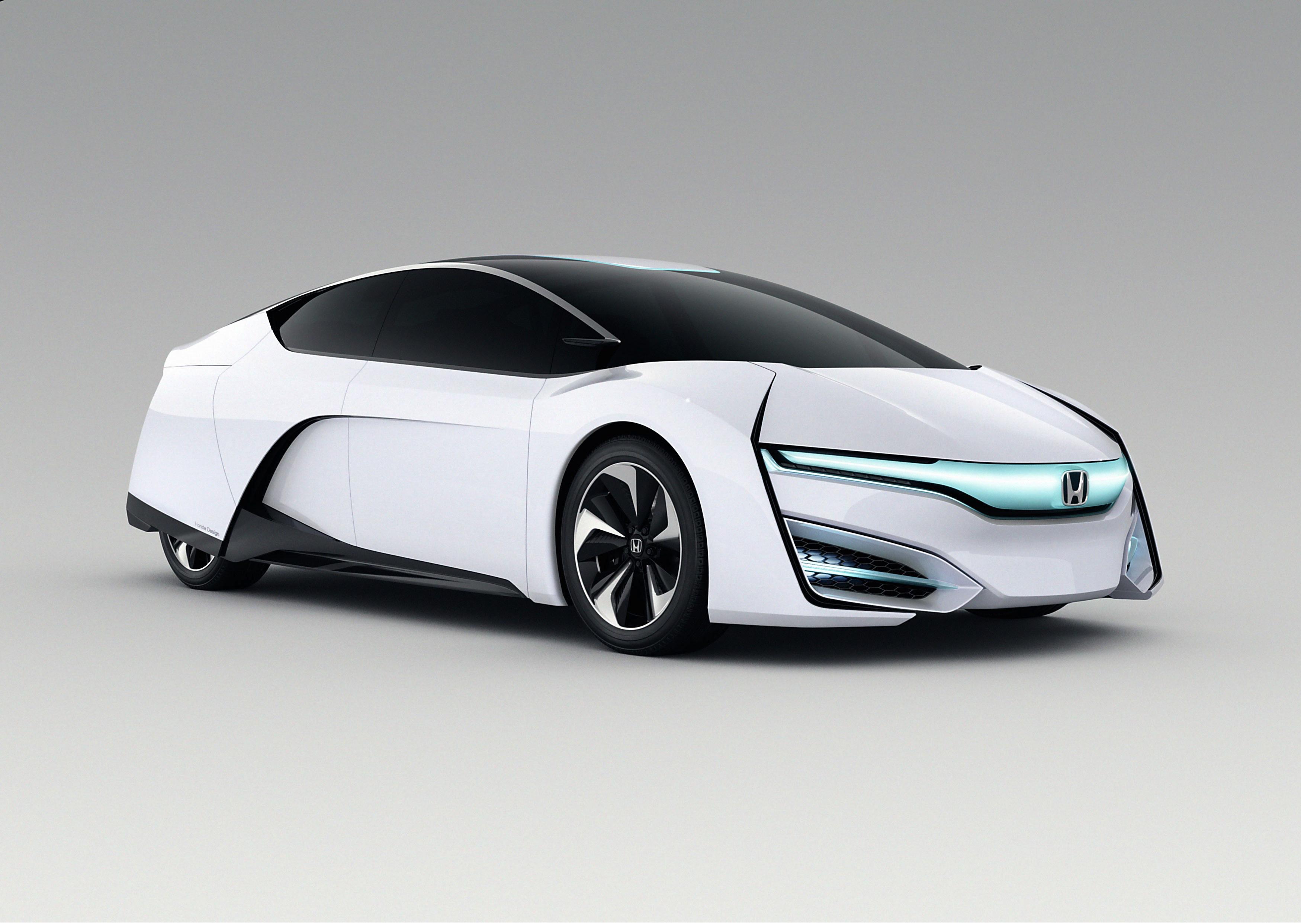 Bränslecellsbilar är framtiden, tror Tysklands regering.