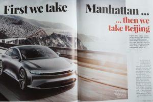 Läs mer om hur viktigt det är med västerländska märken på den kinesiska marknaden i det senaste numret av tidningen Elbilen.
