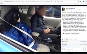 Foto: Polisen i Oslo/Facebook