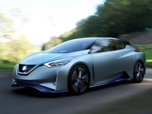 Nissans konceptbil IDS.