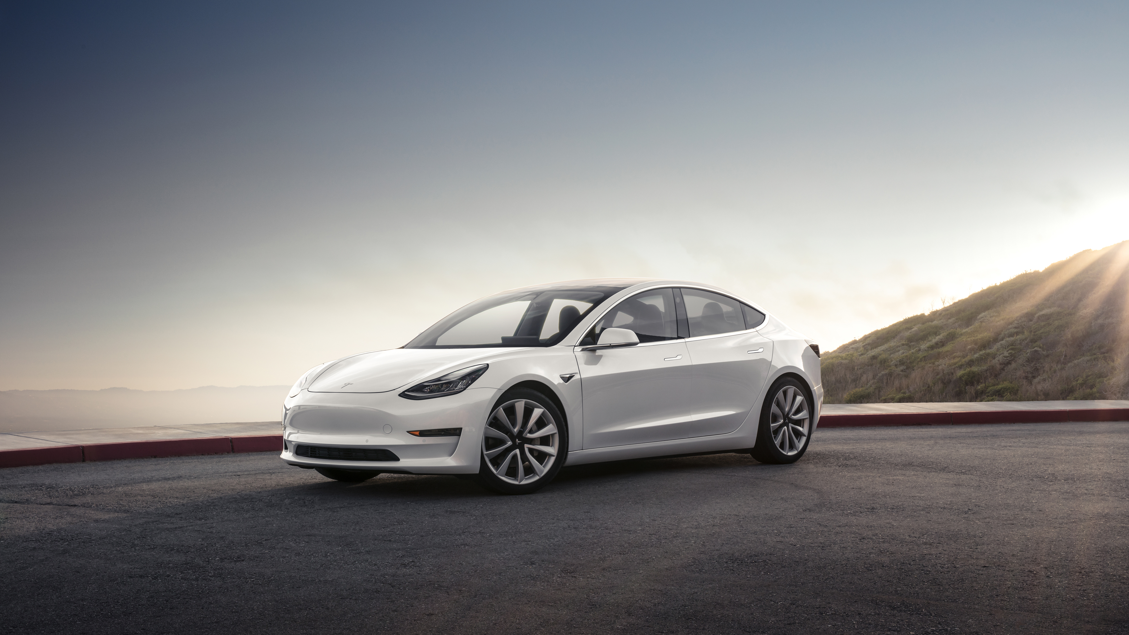 Model 3 Mountain - Pearl