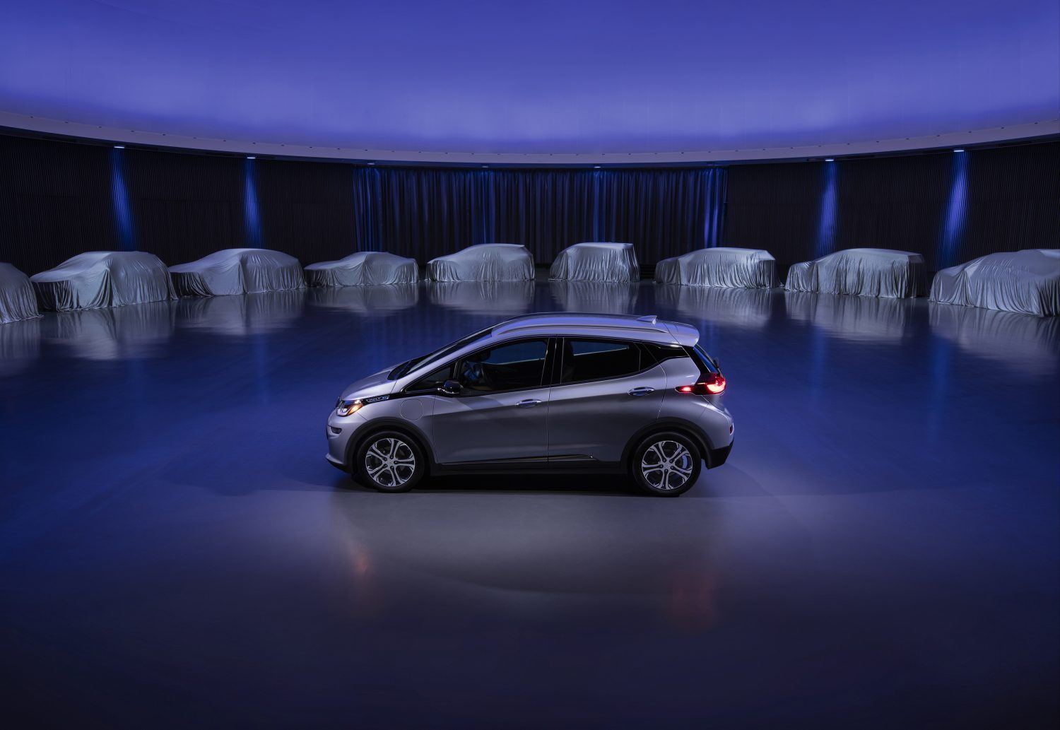 General Motors outlined an all-electric path to zero emissions with at least 20 new all-electric vehicles by 2023.