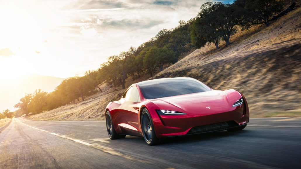 Roadster_Front_34