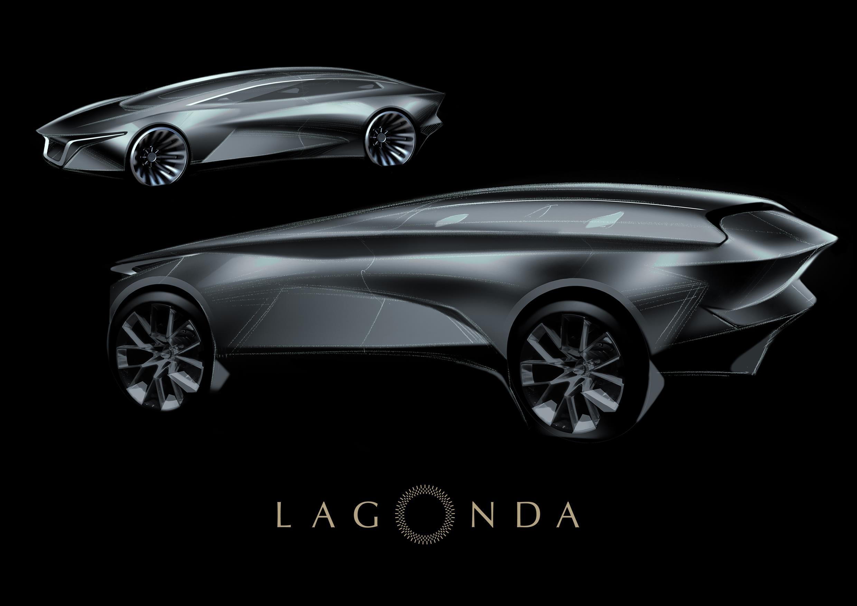 Lagonda SUV Press Release