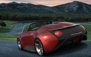 Roadstern Electra Meccanica Tofino.