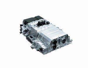 Bränslecellsstacken är hjärtat i Toyota Mirai. Foto: Toyota