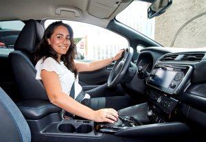 99 999 andra kunder i Europa köpte en Nissan Leaf innan Susana de Mena slog till.