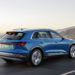 Audi e-tron börjar sukta efter olja